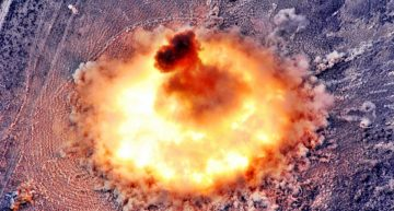 Ядерный топливный цикл: Подземные ядерные взрывы