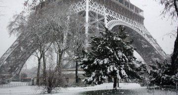 Зима во Франции — пора тревоги