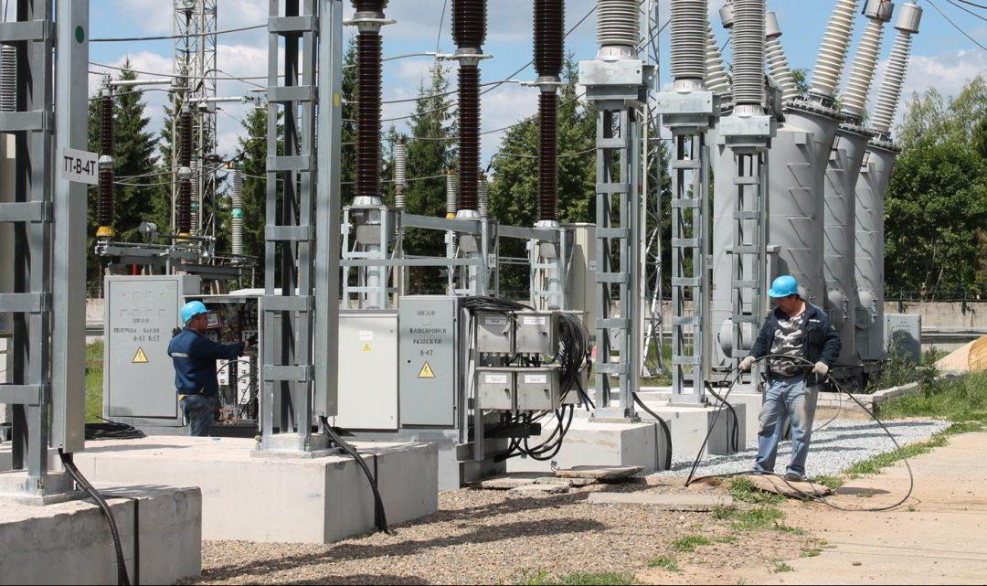 Электрическая часть электростанций