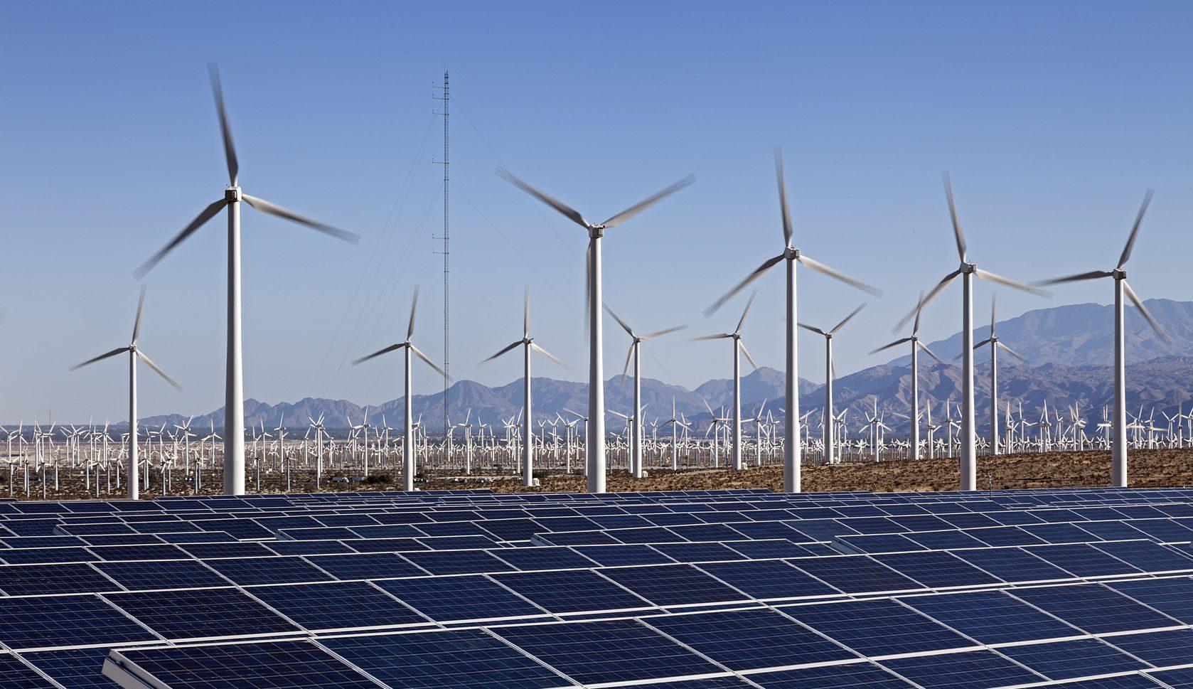 Зеленая энергия: мечтания и реальность