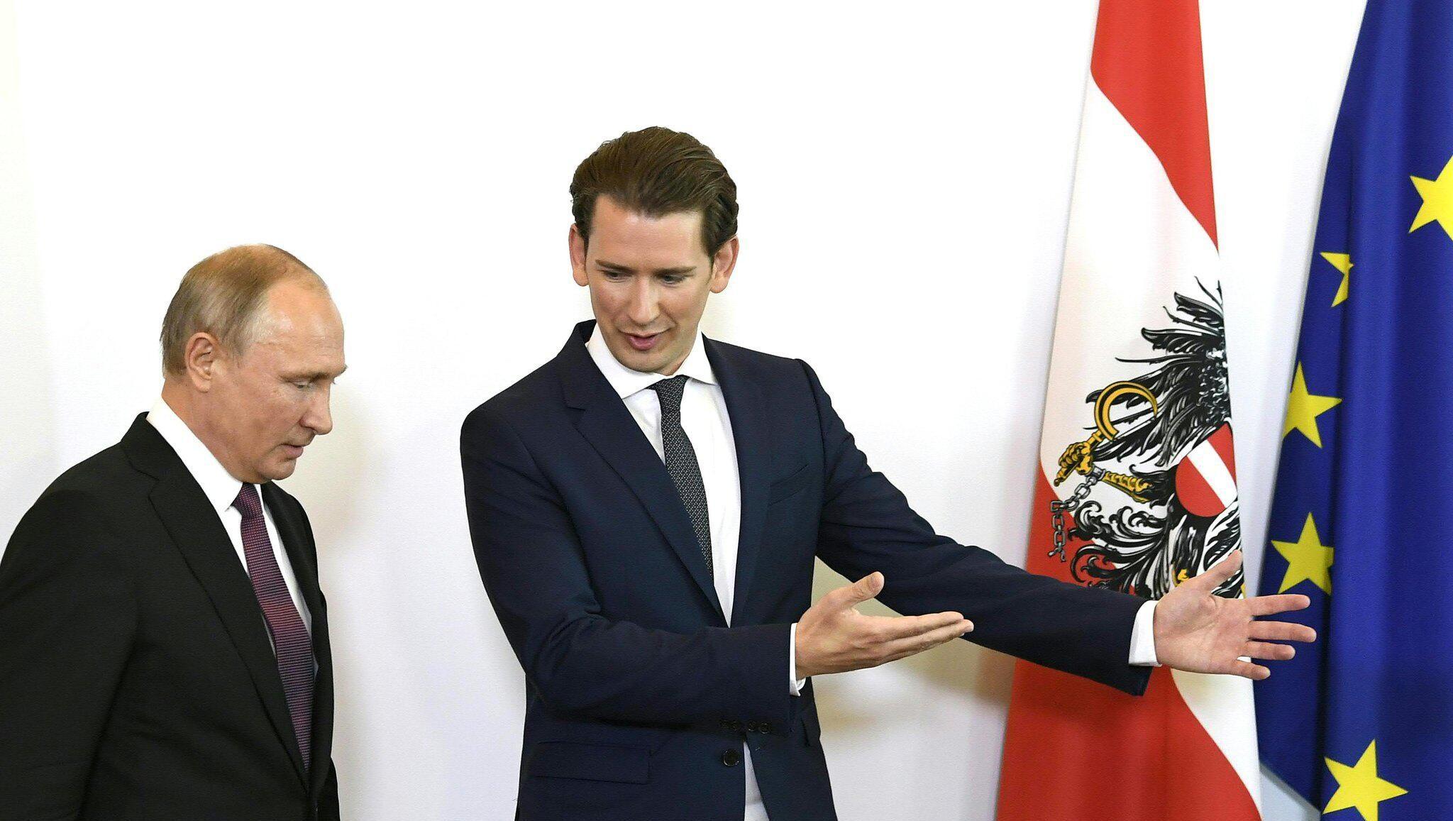 Австрия предлагает Европе очнуться