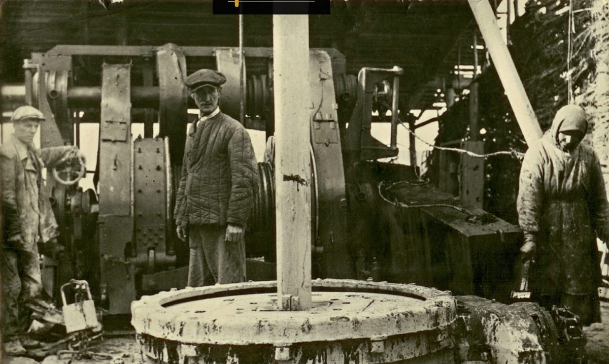 «Колыбель» Газпрома
