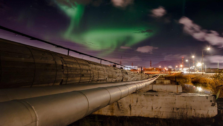 Норильск – отправная точка в добыче углеводородов Восточной Сибири