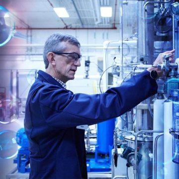 Российские ученые разработали новый тип генератора для водородной заправочной станции
