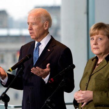 Байден обсудит тему «Северного потока — 2» с Меркель на саммите G7