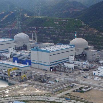 Накопление инертных газов на АЭС в КНР может быть вызвано состоянием стержней