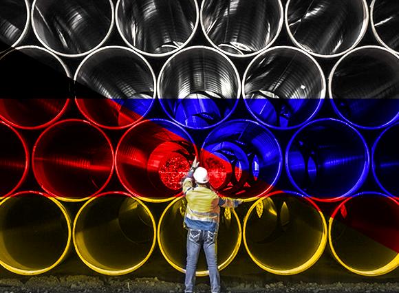 """В Европе создается газовый """"триумвират"""" с Россией"""