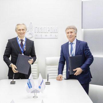 «НОВАТЭК» и «Газпром нефть» создают совместное предприятие по освоению Северо-Врангелевского участка