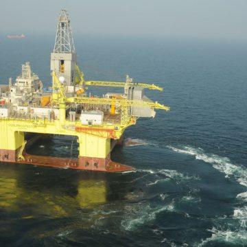 Буровая платформа «Шэньхай-1» в акватории Хайнаня заработает в конце июня