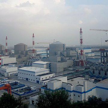 Полукорпус нового реактора для Тяньваньской АЭС собран на заводе «Атоммаш» в Волгодонске