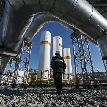 Поставки российской нефти в Китай в июне увеличились на 22,24%