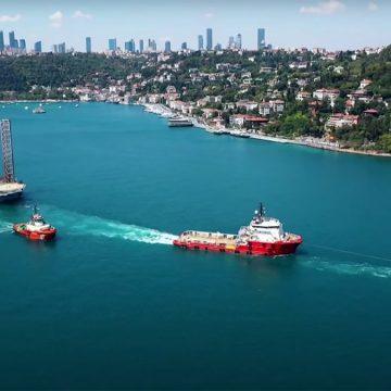 Турция рассчитывает к 2023 году наладить добычу газа в Черном море
