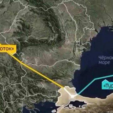 Линейная часть «Балканского потока» от Турции до Венгрии завершена