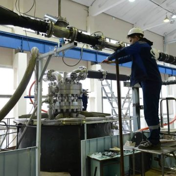 В России построили первый в Европе испытательный стенд для оборудования заводов СПГ