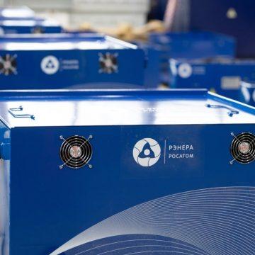 Росатом построит завод по производству систем накопления энергии в Калининградской области