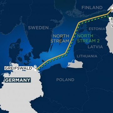 Nord Stream 2 AG подал апелляцию на решение суда по «Северному потоку — 2»
