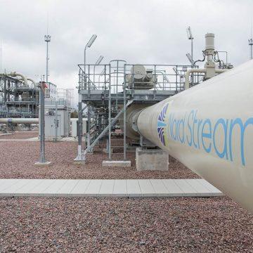 Завершено заполнение первой нитки газопровода «Северный поток ‑ 2» техническим газом